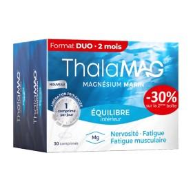 Thalamag - Magnésium marin Equilibre intérieur 2x30 Comprimés