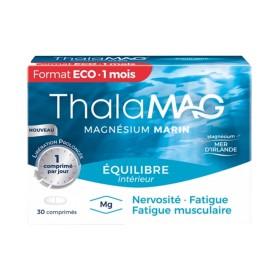 Thalamag - Magnésium marin Equilibre intèrieur 30 Comprimés
