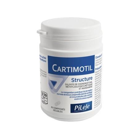 Pileje - Cartimotil Structure 60 Comprimés sécables