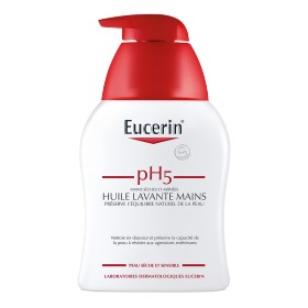 Eucerin - pH5 Huile lavante mains 250ml
