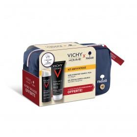 Vichy Homme - Trousse Hydra Mag C Hydratant + Gel douche