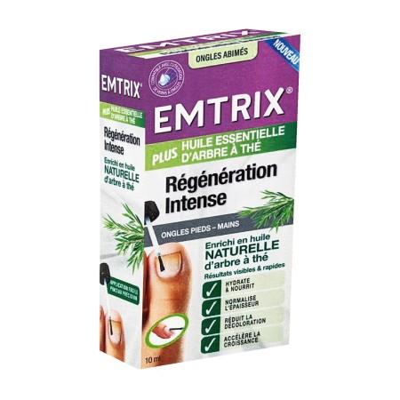 Emtrix Plus Traitement régénérant intense des ongles abîmés 10ml