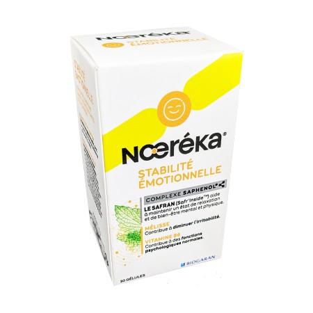 Nœréka Stabilité émotionnelle 30 Gélules