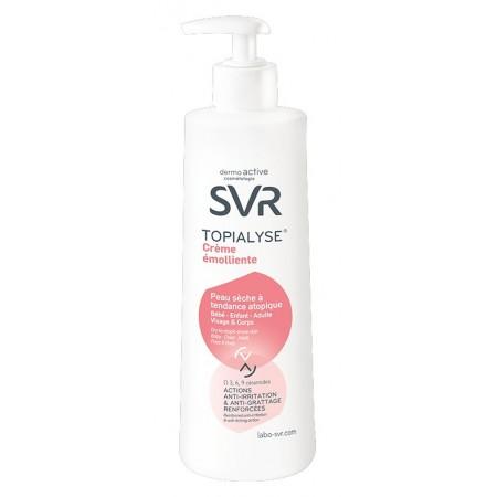 SVR - Topialyse Crème émolliente Peau sèche atopique 200ml