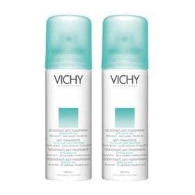 Vichy - Déodorant Anti-transpirant 48H Aérosol Lot de 2