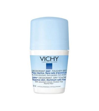 Vichy - Déodorant Sans sels d'aluminium 24H Roll-on