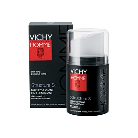 Vichy Homme - Structure S Soin hydratant raffermissant 50ml