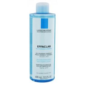 La Roche-Posay - Effaclar Gel moussant purifiant 400ml