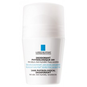 La Roche-Posay - Déodorant physiologique 24H Roll-on 50ml