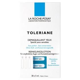 La Roche-Posay - Toleriane Démaquillant Yeux sensibles 30x5ml